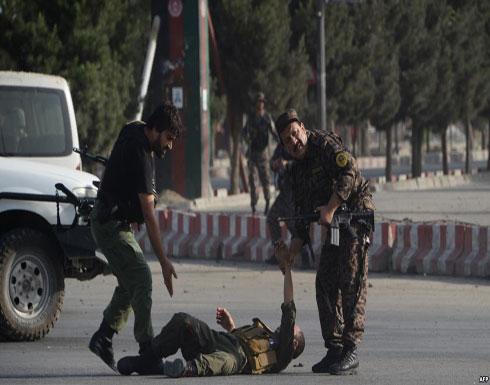 أفغانستان.. مقتل 15 شرطيا على يد طالبان