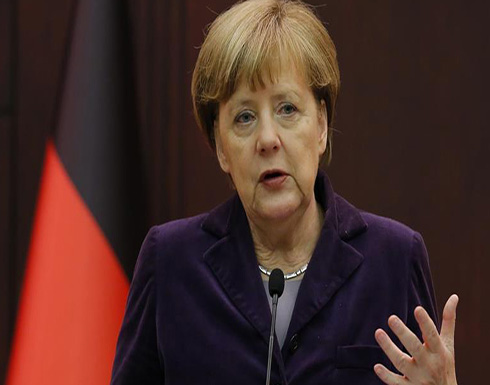 أمير قطر يتلقى اتصالا هاتفيا من مستشارة ألمانيا