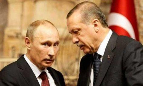 الكرملين: أردوغان شرح تصريحاته بشأن سوريا لبوتين