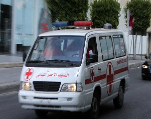 بالفيديو : انتحار لبناني حرقا احتجاجا على وضعه المعيشي