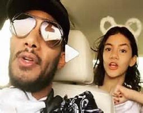 ابنة محمد رمضان تظهر معه لأول مرة في أغنية جديدة عن كورونا (فيديو)
