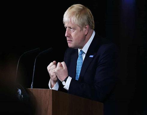 المتحدث باسم رئيس وزراء بريطانيا يستبعد استقالة جونسون
