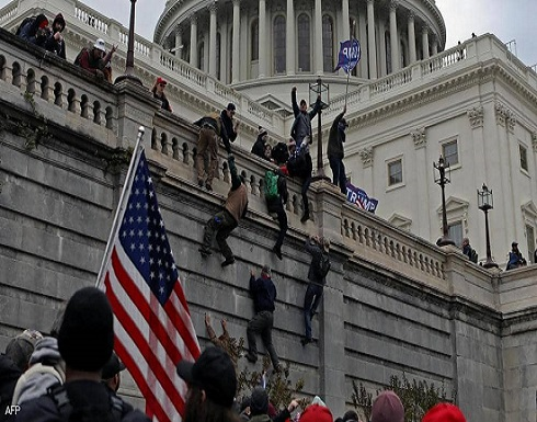 فتح 25 قضية إرهاب بعد اقتحام الكونغرس.. والبنتاغون يتحرك
