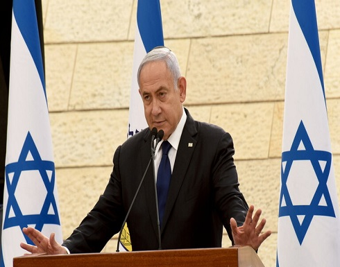 نتنياهو يتهم إيران بمهاجمة إسرائيل بطائرة مسيرة