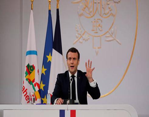 ماكرون: لا تعديل فوريا لوجود فرنسا العسكري في الساحل