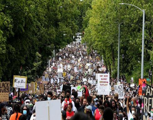 مقتل شاب بالرصاص في اعتصام ضد العنصرية بمدينة أميركية
