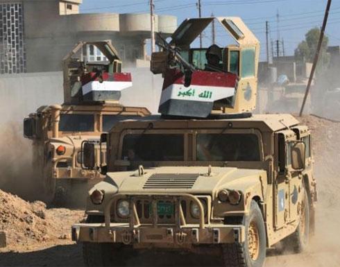 تنظيم الدولة يقتل تسعة جنود بتلعفر