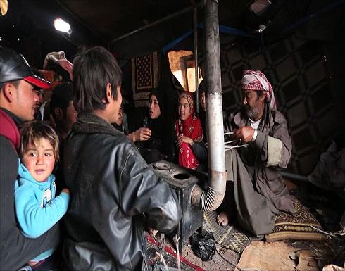معارك إدلب وحماة تجبر 280 ألفا على النزوح