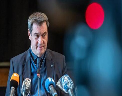 رئيس وزراء بافاريا: من السابق لأوانه إنهاء العزل العام في ألمانيا
