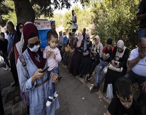 """إسرائيل توافق على """"لم شمل"""" 442 عائلة فلسطينية"""