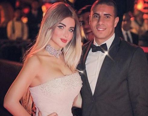 زوجة محمد زيدان المثيرة تخطف الاضواء في حفل عيد ميلادها .. شاهد