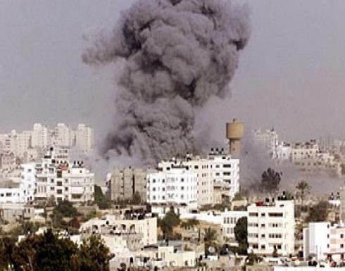 الطيران الحربي يُدمِّر منزل القيادي في القسام سامر أبو دقة شرق خانيونس