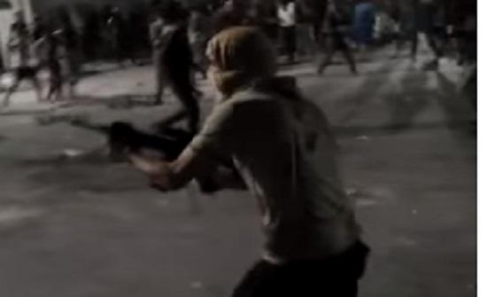 القبض على مطلق النار على الدرك خلال احتجاجات الرمثا