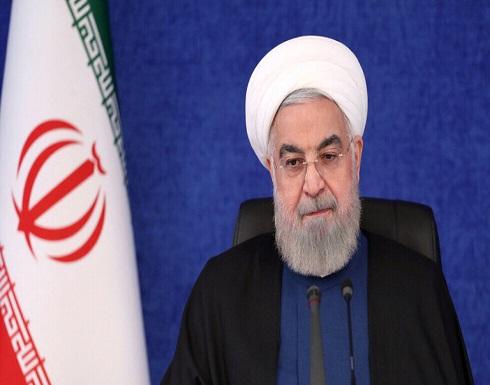 روحاني : ضرورة التعاون بين الدول الإسلامية إزاء التطورات في فلسطين
