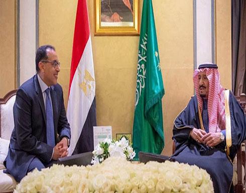 الملك سلمان: مصر بلدي الثاني وما تحقق من تقدم محل فخر