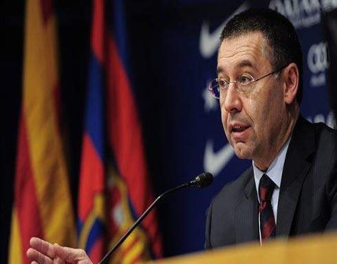 رئيس برشلونة يخرج عن صمته ويعلق على رحيل نيمار