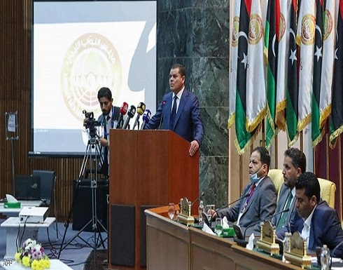 """ليبيا.. الدبيبة يتبرأ من """"صفقة السراج"""" بجلسة برلمانية مشحونة"""