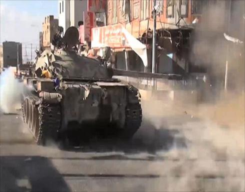 الجيش يتقدم بصعدة وخسائر للحوثيين بتعز