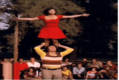 """""""الرقابة المصرية"""" تحذف مشهداً من أغنية لـ """"سعاد حسني"""" بعد 43 سنة على تصويره"""