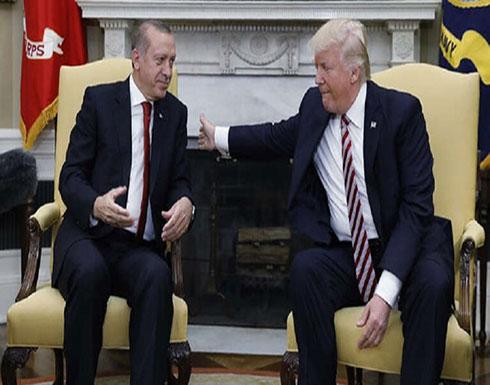"""أردوغان: سأبحث مع ترامب منظومة """"إس-400"""" وصواريخ باتريوت ومقاتلات """"إف-35"""""""