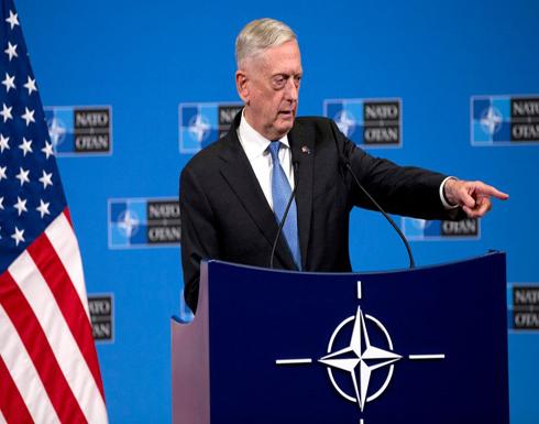 ماتيس يلتقي ماكرون لبحث الوجود الفرنسي العسكري في سوريا