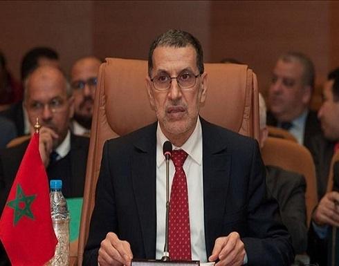 البرلمان المغربي يستدعي رئيس الحكومة العثماني لمساءلته