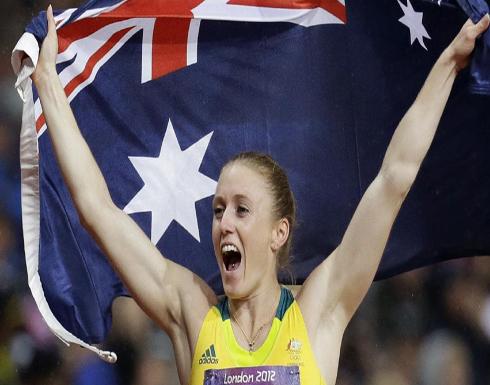 قرار مفاجئ للأسترالية بيرسون