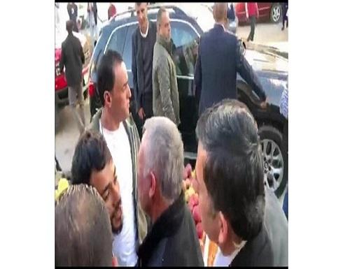 بالفيديو : الملك يشتري خضار وفواكه من بائع بسطة في اربد