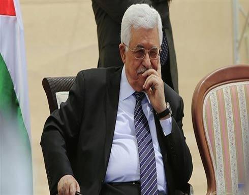 فتح تنفي تدهور صحة الرئيس الفلسطيني