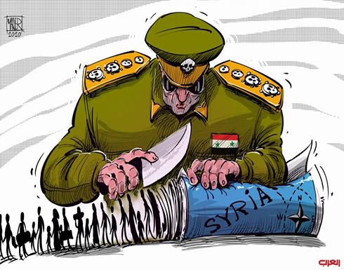 نظام الأسد وتفتيت وحدة الشعب السوري