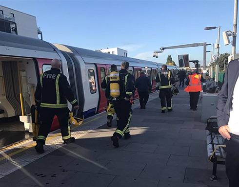 تنظيم الدولة  يتبنى تفجير مترو لندن