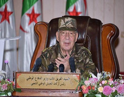 """الجيش الجزائري يرفض كل الحلول """"غير الدستورية"""""""