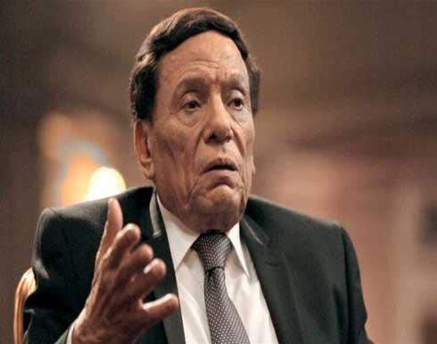 نجل عادل إمام يعلق على أنباء تدهور الحالة الصحية للزعيم و اعتزاله الفن
