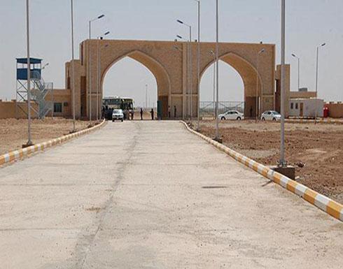 العراق يغلق منفذاً حدودياً مع إيران بسبب الفيضانات