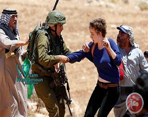 صور : الاحتلال يعتقل صحفيا و7 نشطاء في الخليل