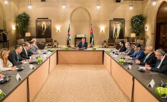 بالتفاصيل .. الملك : أقف إلى جانب شعبي ولن أقبل أن يعاني الأردنيون