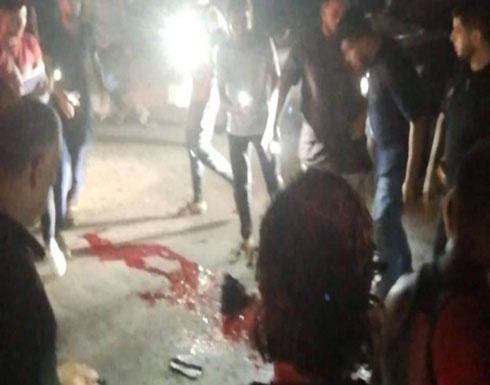 شاهد : القصف الذي جرى في هذه الحظات على دوار الدحدوح غزة