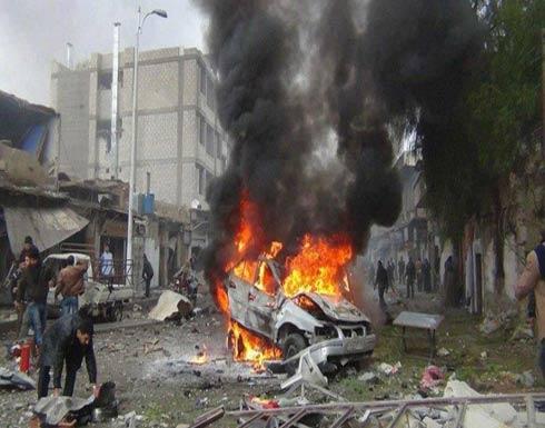 مقتل 7 مدنيين جراء تفجير سيارة مفخخة في مركز إدلب