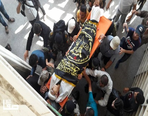 صور  :جماهير قطاع غزة تشيّع جثامين كوكبة من الشهداء
