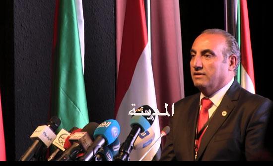 الاردن : اصابة امين عمان يوسف الشواربة بفيروس كورونا