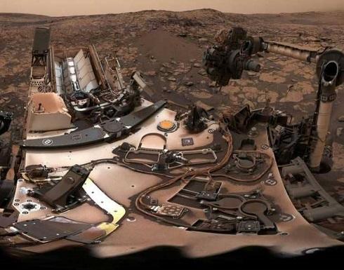 سيلفي من المريخ.. لا أحد يستطيع أن يفعلها غيرها