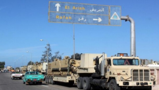 الداخلية المصرية تصفي عشرة شبان بسيناء بينهم مختفون قسرياً