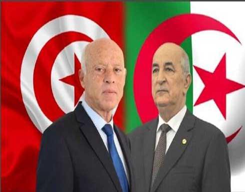 الجزائر: نرفض ممارسة الضغوط على تونس وشعبها قادر وحده على حل الأزمة