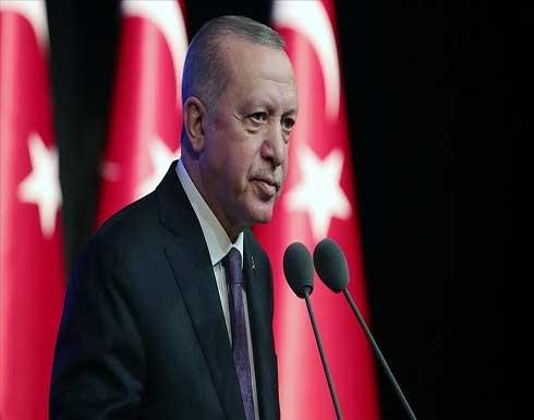 أردوغان: تركيا من أفضل دول العالم في التطعيم بلقاح كورونا