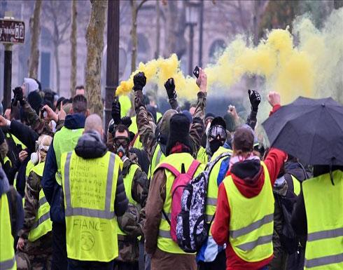 """الحكومة الفرنسية: مستعدون للحوار مع """"السترات الصفراء"""""""