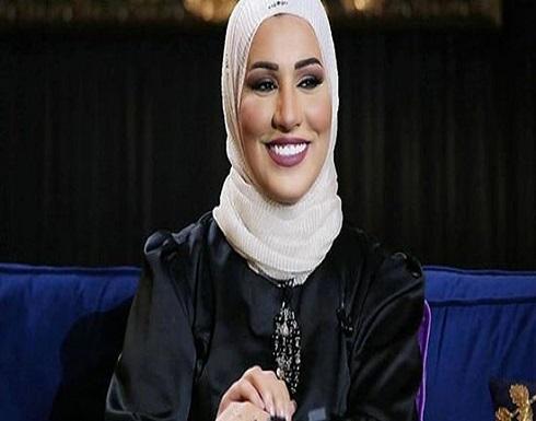نداء شرارة ترد على أنباء خلعها للحجاب
