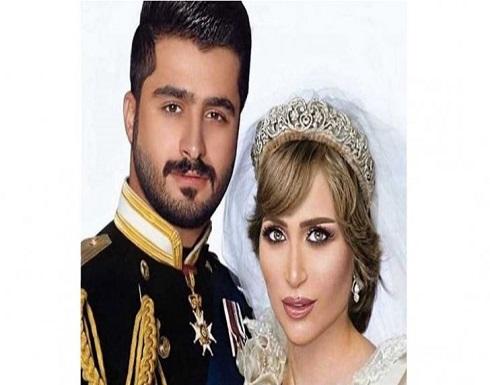 خلود وزوجها الأردني بلوك الأميرة ديانا وتشارلز