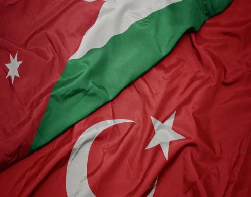 """توقيع """"اتفاقية إطارية"""" بين الأردن وتركيا الشهر المقبل"""