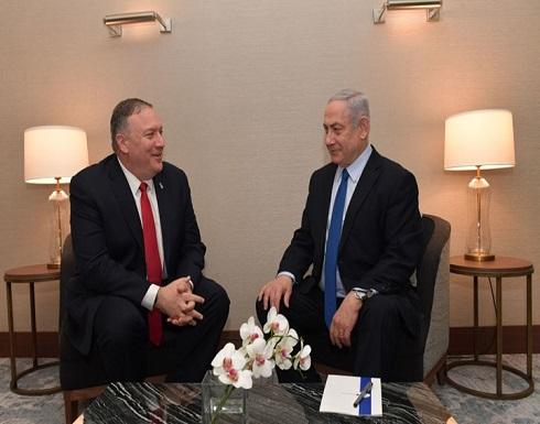 مسؤول أمريكي يُكذّب نتنياهو وينفي طرح غور الأردن مع بومبيو
