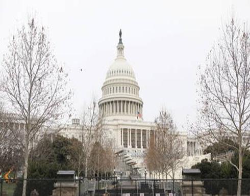 الشرطة الأمريكية تحقق في معلومات حول وجود طرد مشبوه أمام مجمع الكابيتول